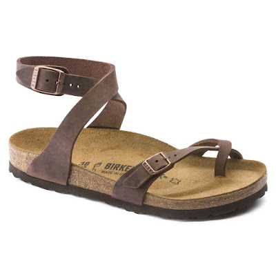 Birkenstock Yara Oiled Sandal