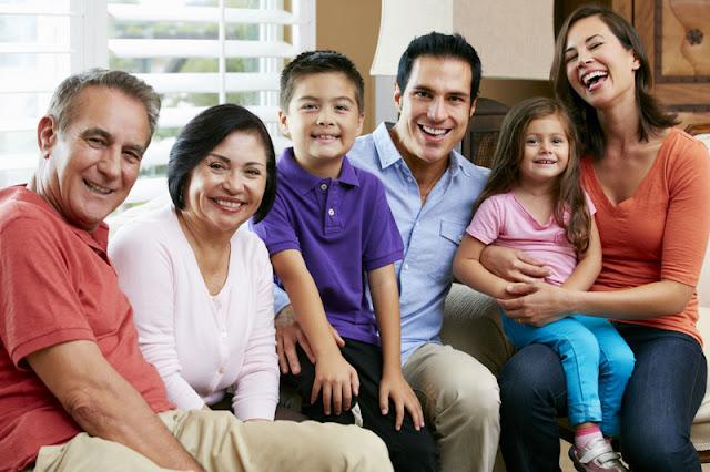 Reagrupación familiar.