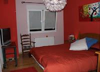 chalet en alquiler penyeta roja castellon habitacion