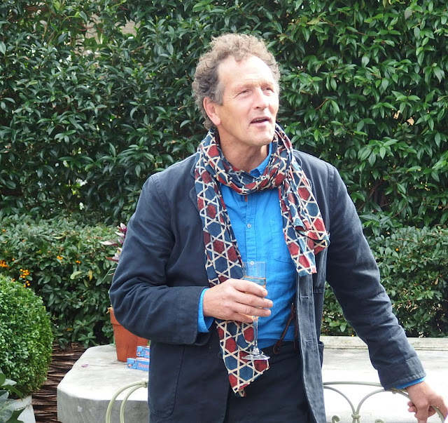 Monty Don introduces his new book, Down to Earth