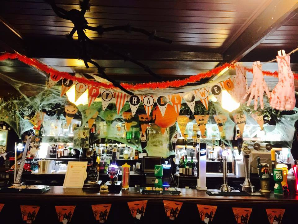 What's on in the North East - Halloween 2016 - Halloween party at Keel Row Pub