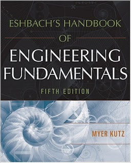 Eshbach's Handbook of Engineering Fundamentals 5th Edition, preparing for the FE and PE exams