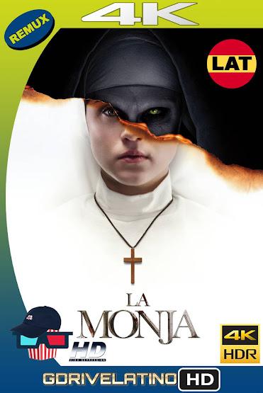 La Monja (2018) BDRemux 4K HDR Latino-Ingles MKV