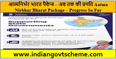Aatma Nirbhar Bharat Package