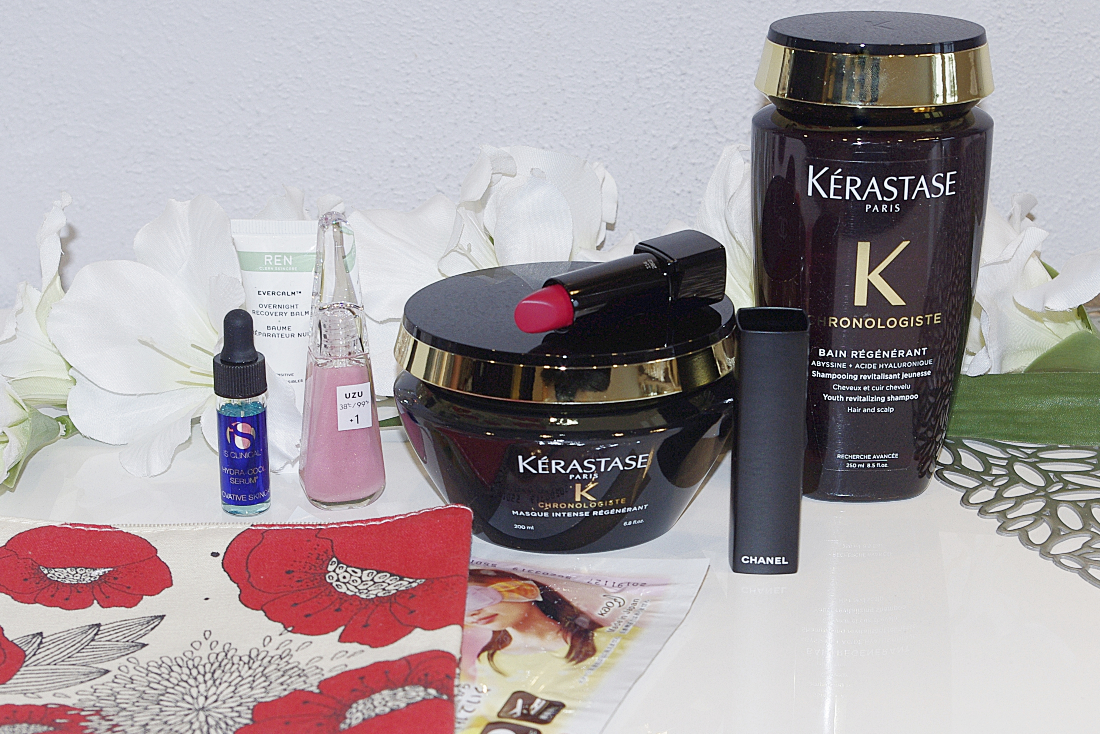 kerastase chronologiste is clinical uzu chanel