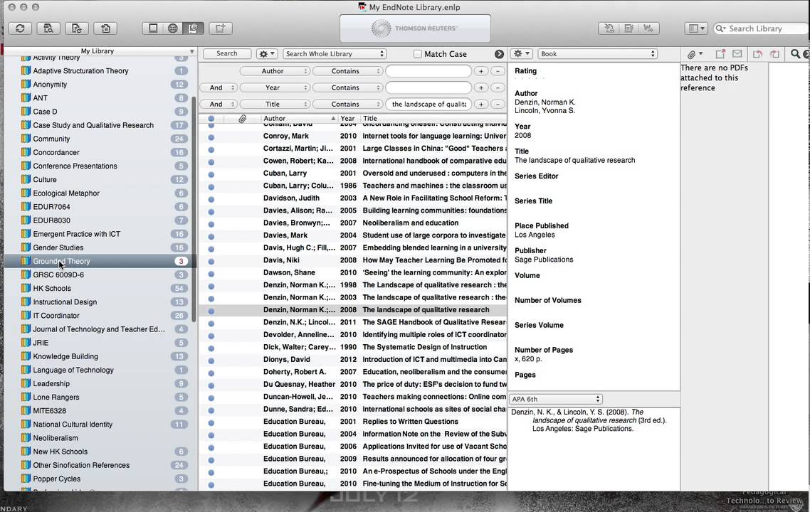 endnote x7 for mac free
