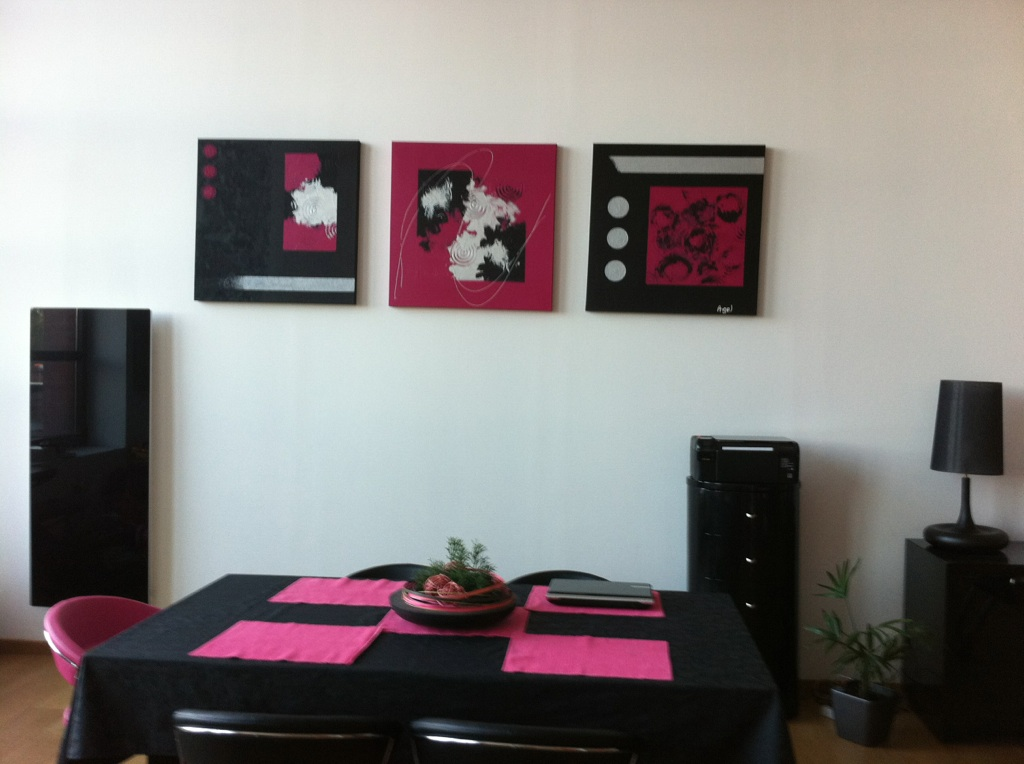 Angel Creation Tableaux Contemporains