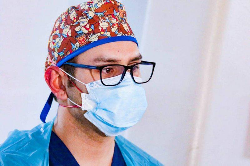Médico emergenciólgo Yuc Ramón Kong