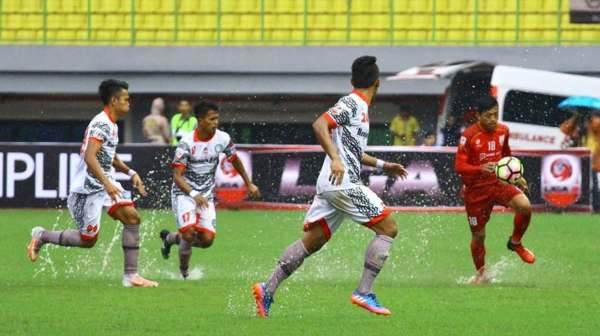Kalteng Putra vs Martapura FC