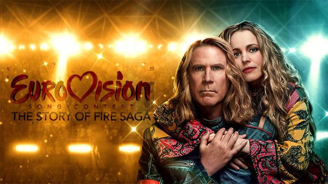 Festival de la canción de Eurovisión: La historia de Fire Saga (2020) Web-DL 720p Latino-Castellano-Ingles