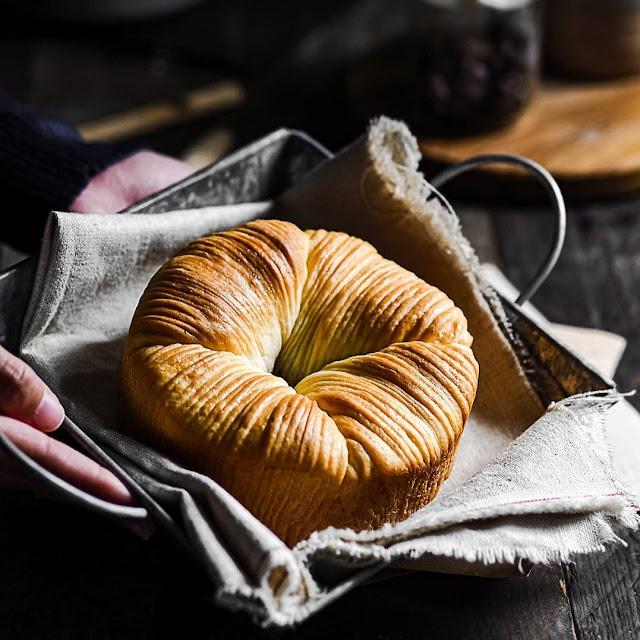 Resep Mudah Bikin Wool Roll Bread