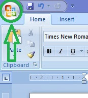 Cara Membuat Text Boundaries atau batas teks pada  Microsoft  Office word