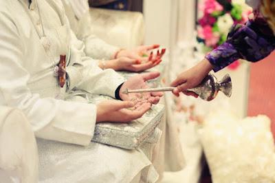 Perkahwinan Melengkapi Separuh Dari Agama...