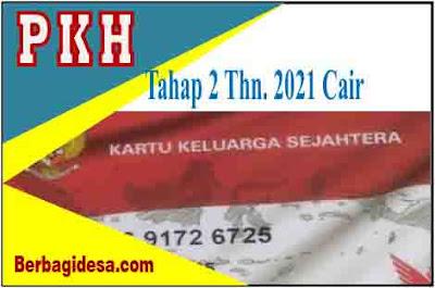 PKH Tahap II (Dua), Pahami Skema Perhitungan yang dibayarkan