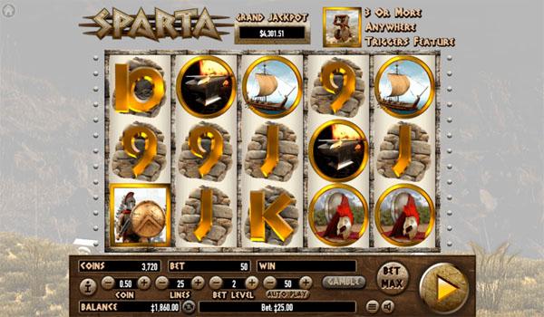 Main Gratis Slot Indonesia - Sparta Habanero