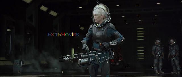 Prometheus 2012 Dual Audio [Hindi-DD5.1] 720p BluRay