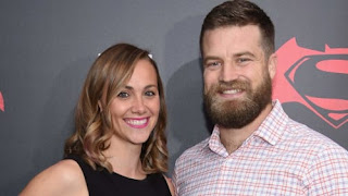 Ryan Fitzpatrick And His Wife