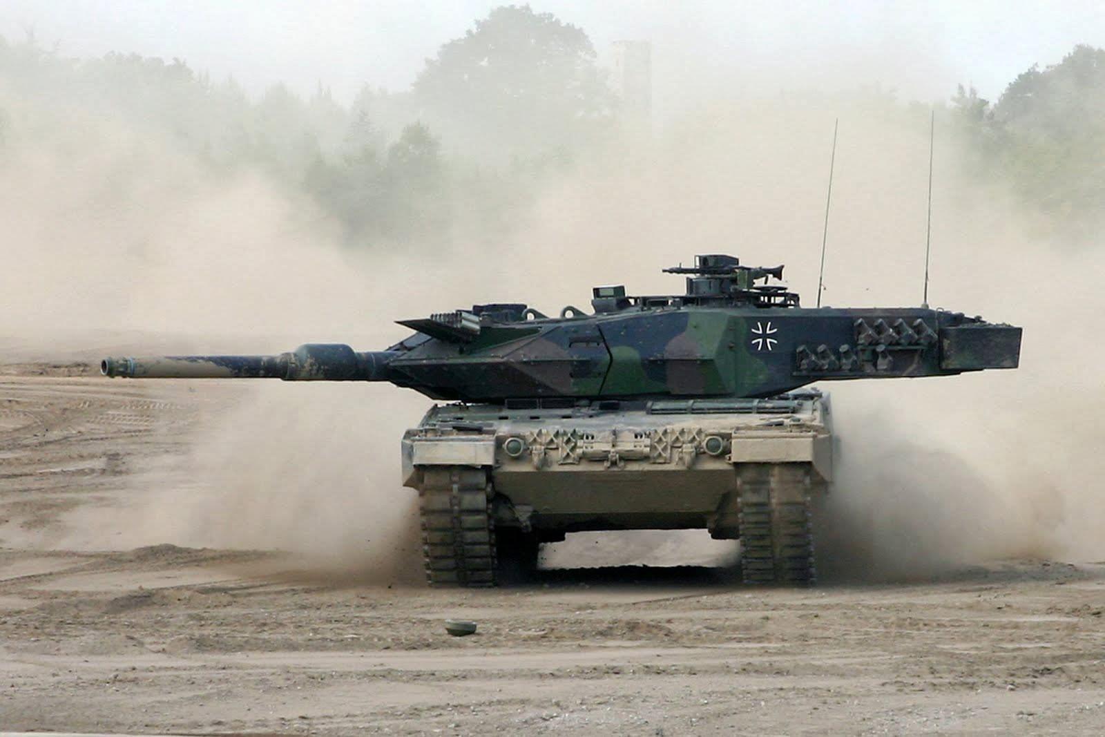 Modern Army: Leopard 2