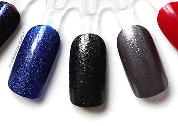 OPI Holiday 2015 Starlight Collection Swatches