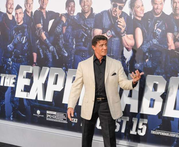 Sylvester Stallone Departs 'The Expendables' Franchise