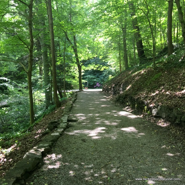 Sunrise Carriage Trail in Charleston, West Virginia
