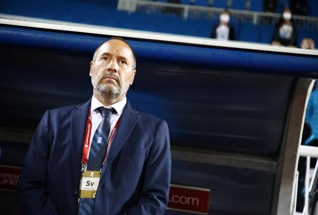 """Φαν΄τ Σιπ: """"Με μία νίκη αλλάζουν όλα, πιο σημαντικό το ματς με την Σουηδία από το μέλλον μου"""""""