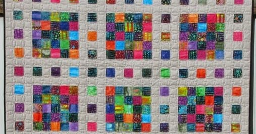 Alamosa Quilter Angel Project Quilt Done