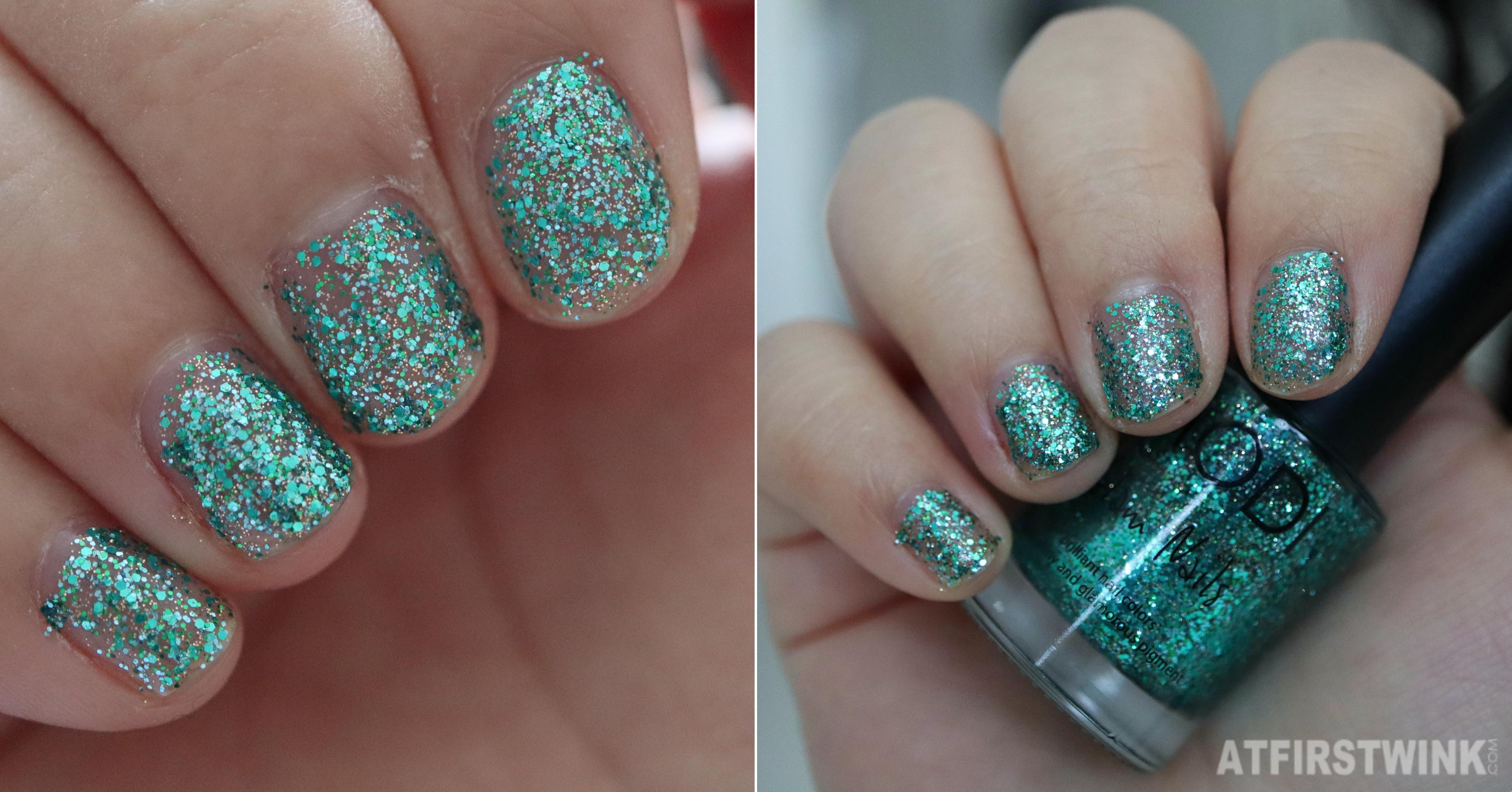 Modi glam nails nail polish S018 energizing 예너자이징