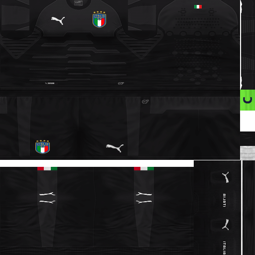 Italy National Team Kit 2019 — ZwiftItaly