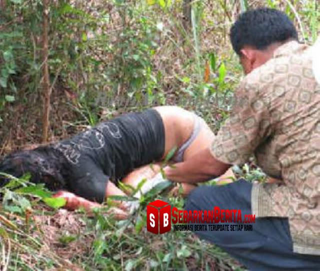 Mayat ABG Setengah Bugil Ditemukan Di Semak Belukar Dalam Kondisi Mengenaskan.