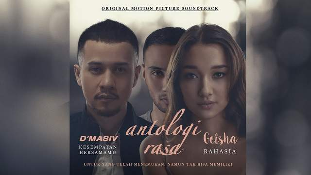 Lirik Lagu Geisha - Rahasia (OST. Antologi Rasa)