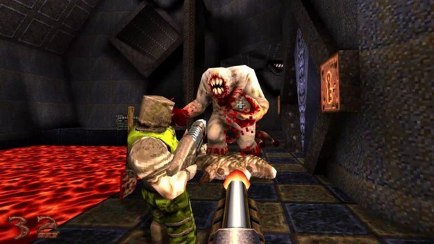 Quake Remaster came out with a new expansion
