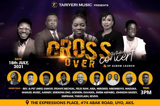Cross Over Live With Tari Yeri