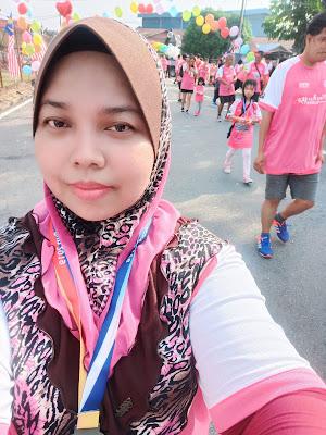Larian Kemerdekaan Pulai Merdeka Charity Run 2019