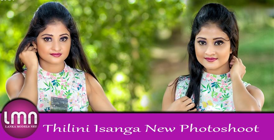 Thilini Isanga New Photoshoot