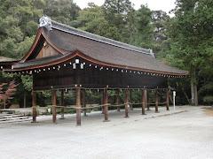 上賀茂神社・土屋