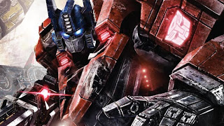 Making of Transformers Fall of Cybertron Cinematic Trailer