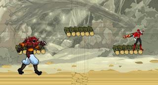 Game siêu nhân Rider chiến đầu cực hay