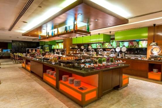 restoran hotel concorde shah alam