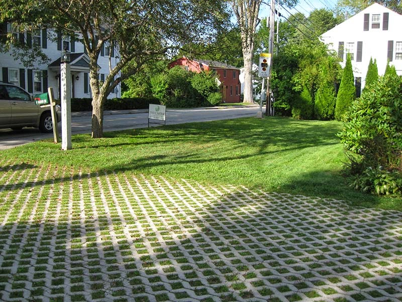 Custom Stoneworks Amp Design Inc Permeable Pavers Green
