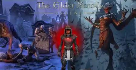 Elder Scrolls Online,Crimson Twilight,