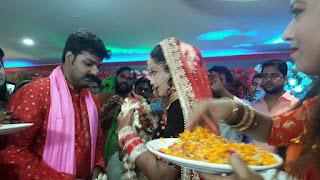 Pawan Singh and Jyoti Singh Marriage Image 3