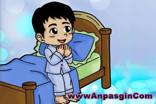 Doa Sebelum Tidur dan Do'a Setelah Bangun Tidur Lengkap Artinya