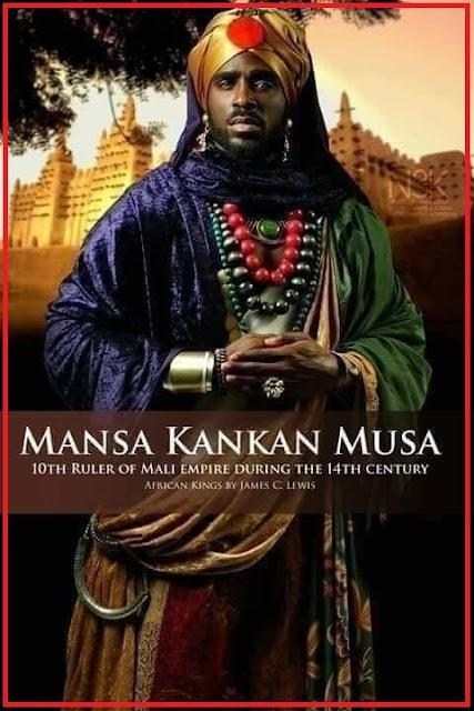 قصة الفتي الذي طلب من الملك المسلم كنكا موسي أن يسترد له امه واخته من قائد جيش النصاري