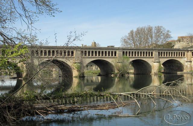 El Puente canal de Beziers
