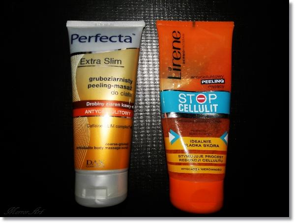 Porównywarka: peeling do ciała Lirene&Perfecta