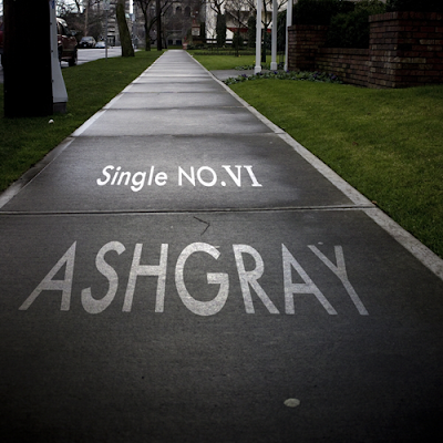 [Single] AshGray – 못됐다