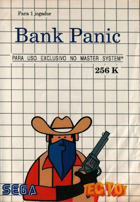 (Review OldSchool Digger) Bank Panic, do Master System Bankpanic1