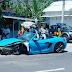 Terlibat Laka di Takeran, Supercar Porsche Hancur