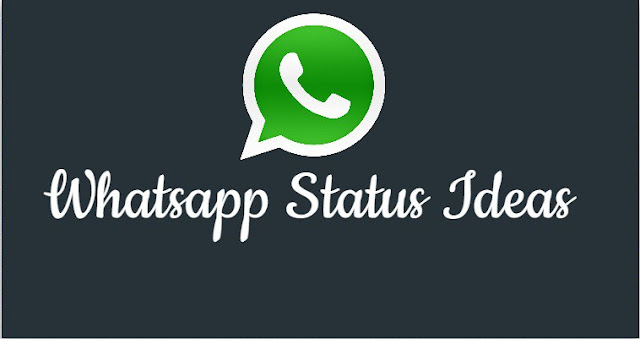 Funny Whatsapp Status Ideas